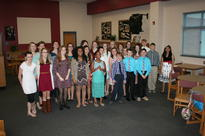 Congratulations to all new NJHS Inductees
